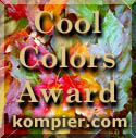 Cool Colors Award