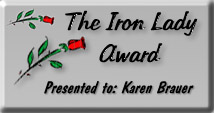 Iron Lady Award