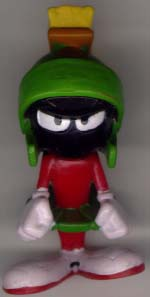 Marvin the Martian!