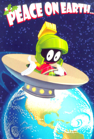 Marvin The Martian Pic...